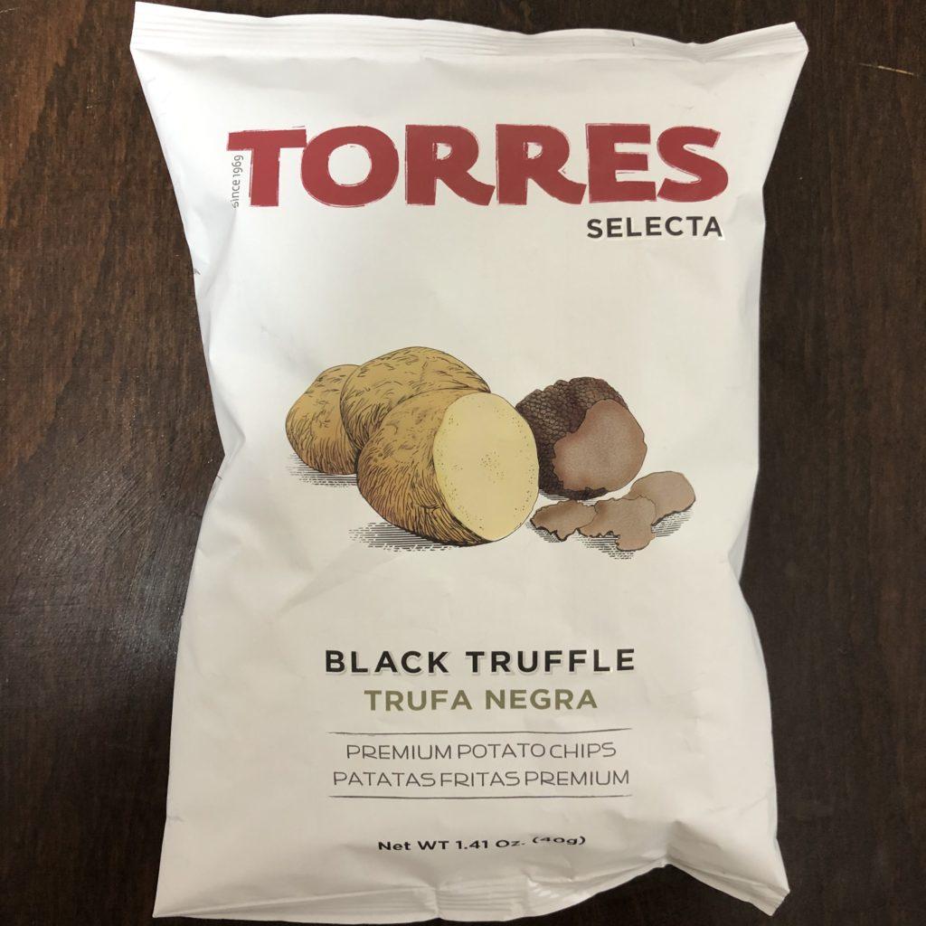 「TORRES(トーレス) ポテトチップス トリュフ味」